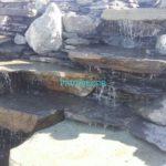 искусственный водопад в Москве под ключ